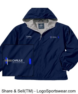 Carlile Inspections Coat Design Zoom